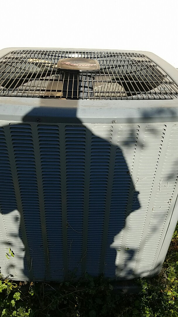 Draper, UT - Finished Air-conditioner tune up on Amana equipment