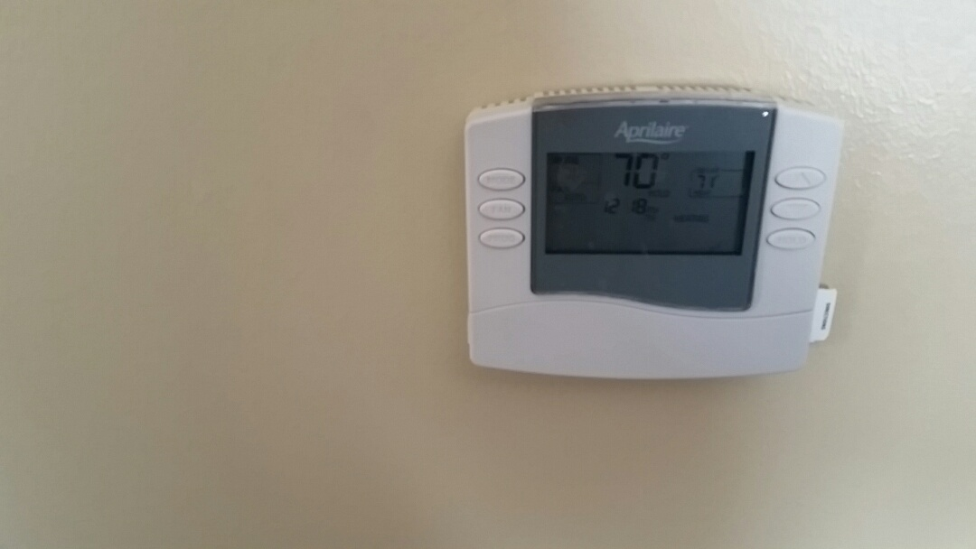 South Jordan, UT - New Programmable Thermostat
