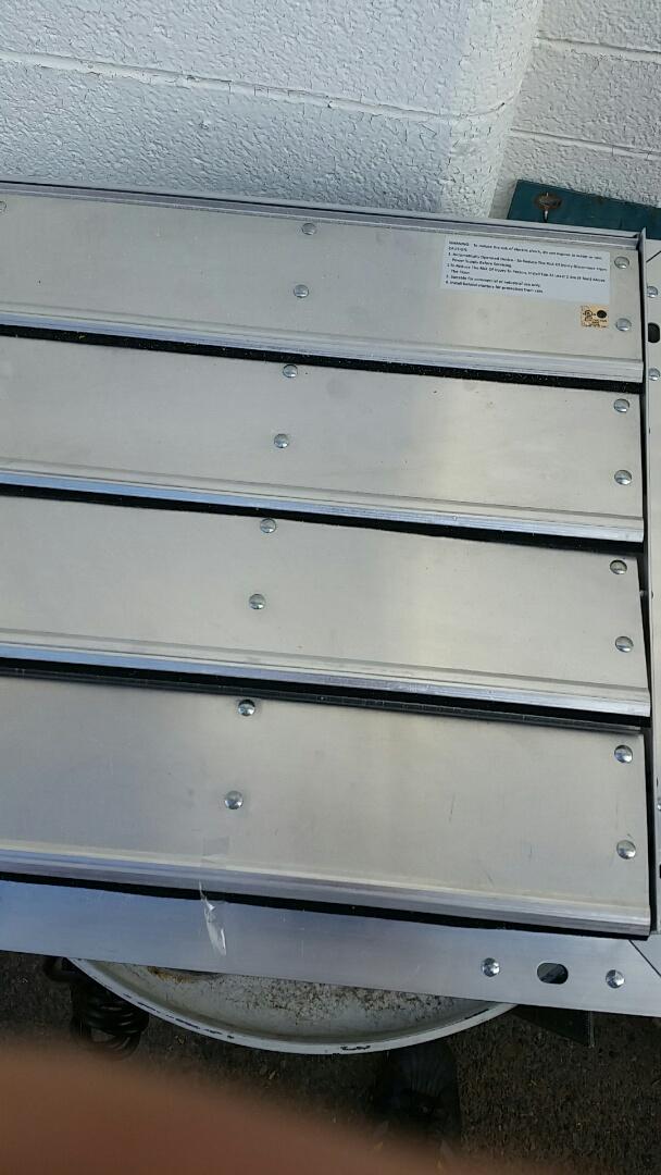 Nephi, UT - Exhaust fan installation