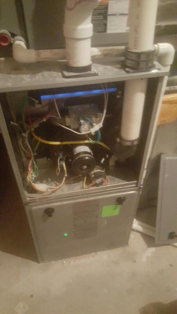Salem, UT - Furnace check on day and night furnace