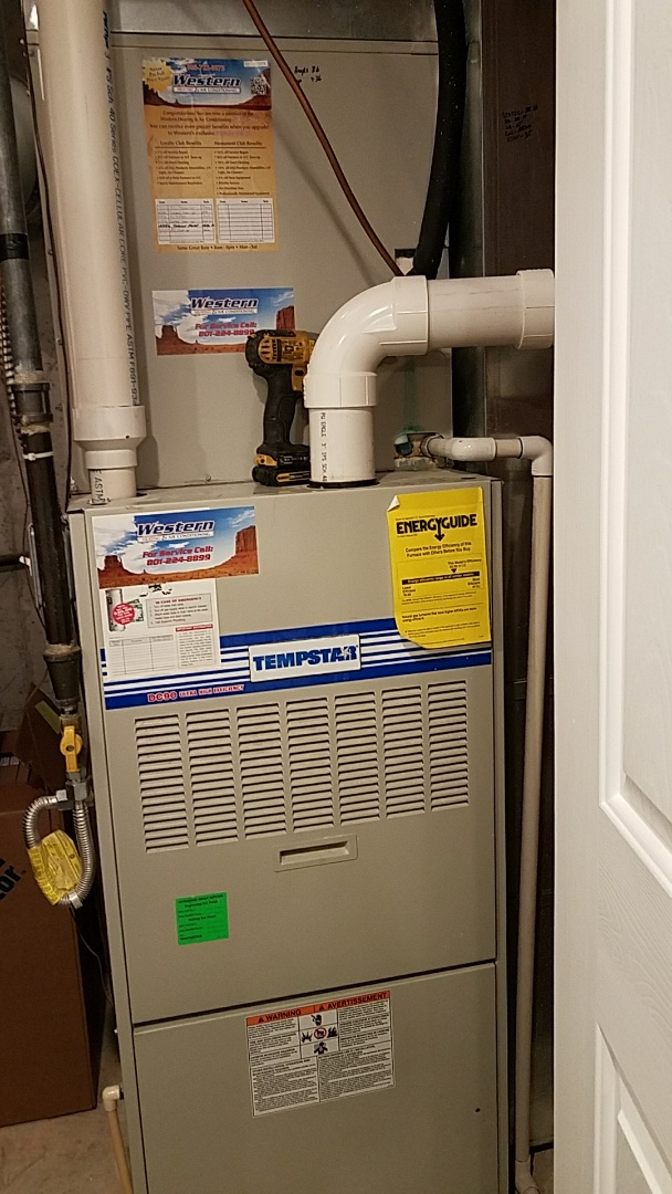 Alpine, UT - AC and furnace check