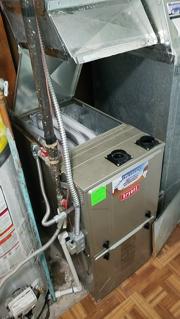 Payson, UT - Air conditioning add on