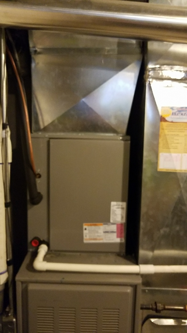 Provo, UT - A.c change out with plenum modifications