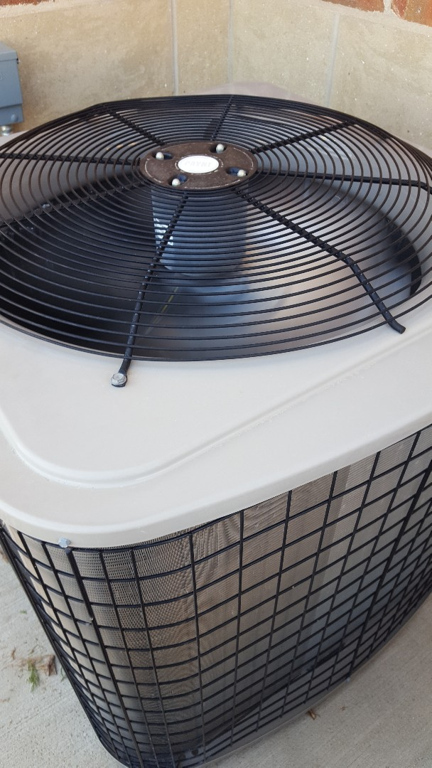 Salem, UT - Performed a thirty point inspection on a Payne air conditioner and replaced the filter