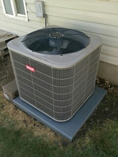 Lehi, UT - A/C tune up on a Bryant system.