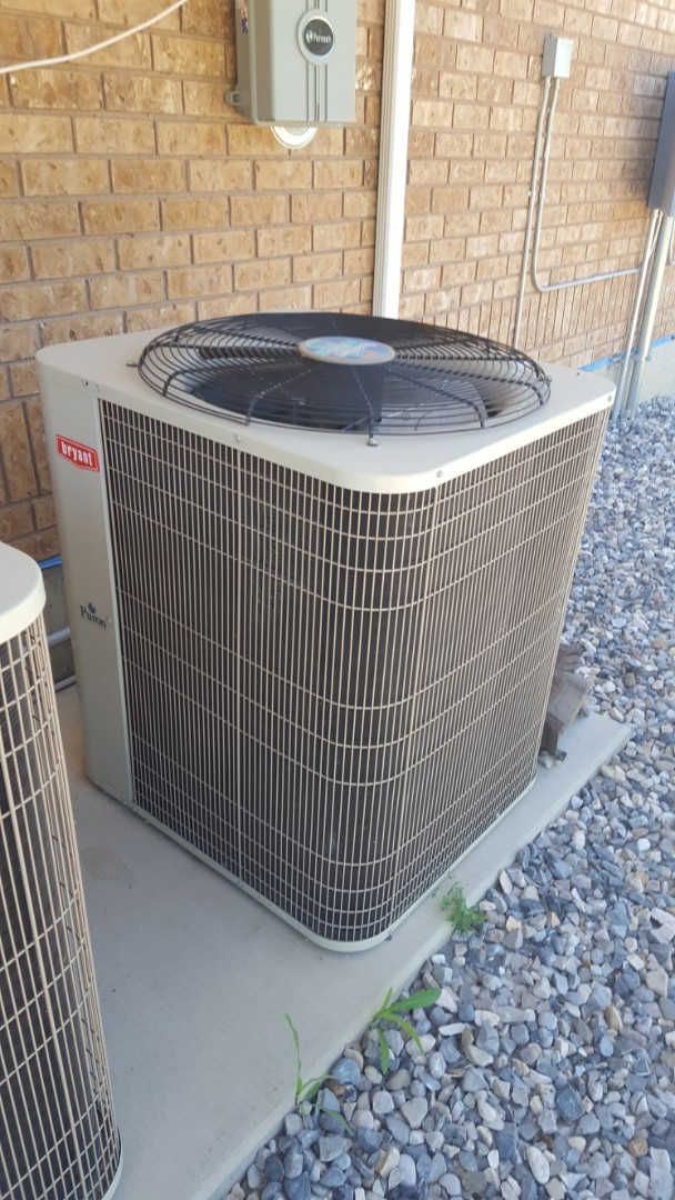 Pleasant Grove, UT - Ac tuneup on a Bryant air conditioning system and replaced the filter