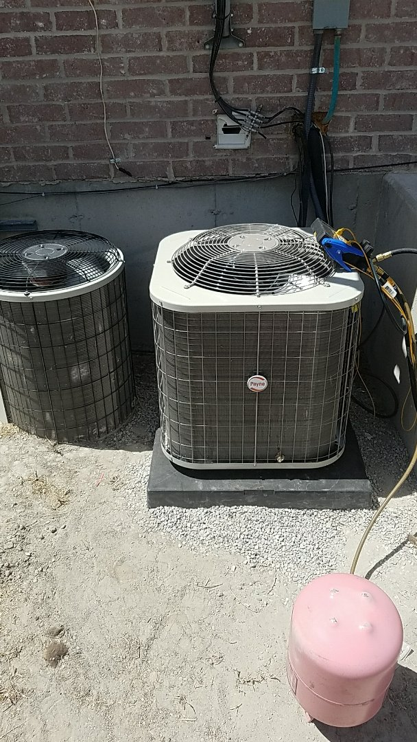 Eagle Mountain, UT - Full system change out (a.c. unit outdoor)