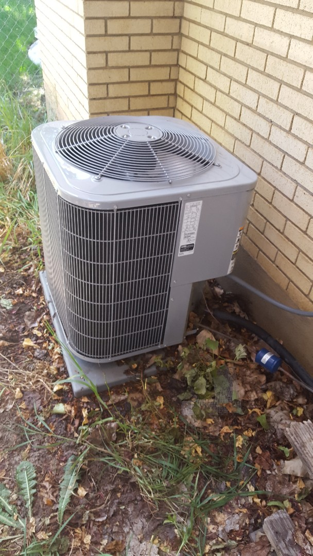 Provo, UT - Thirty point inspection performed on a Bryant air conditioning system