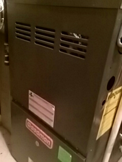 American Fork, UT - A/C tune up on a Goodman system.