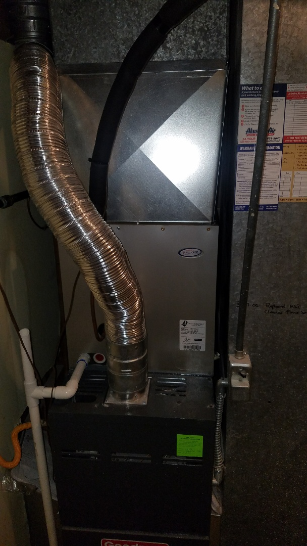 Payson, UT - A.c.change out evaporator coil.