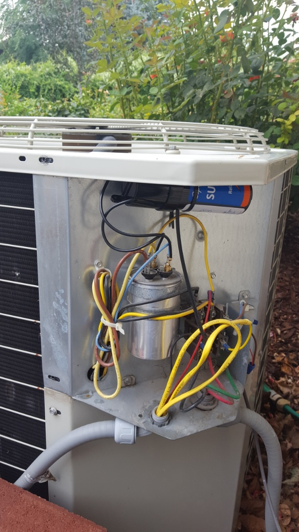Spanish Fork, UT - Ac tuneup performed on a Day and Night air conditioner and replaced the filter
