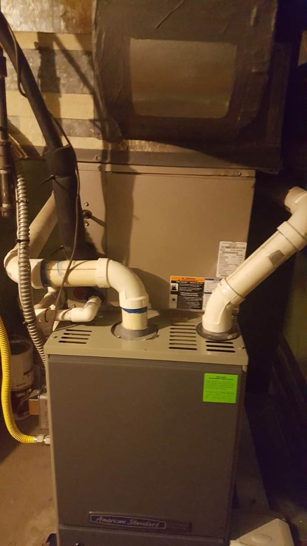 Payson, UT - Thirty point inspection performed on a Bryant air conditioning system