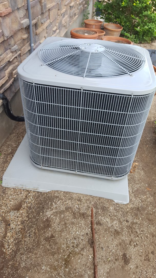 Herriman, UT - Thirty point inspection performed on a Bryant air conditioning system