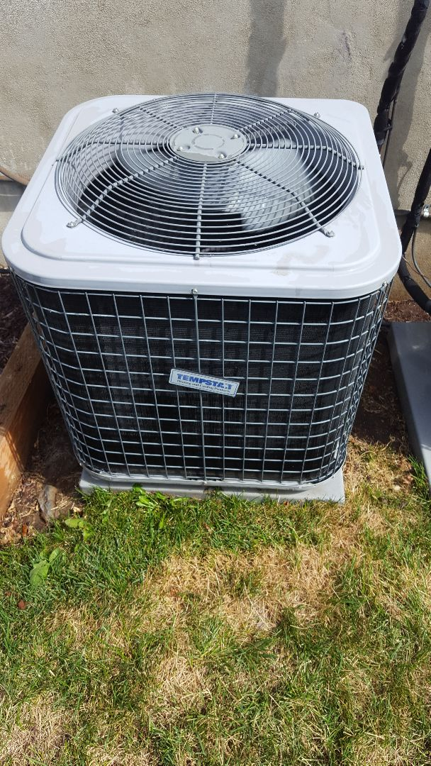 Pleasant Grove, UT - Thirty point inspection performed on a Bryant air conditioning system
