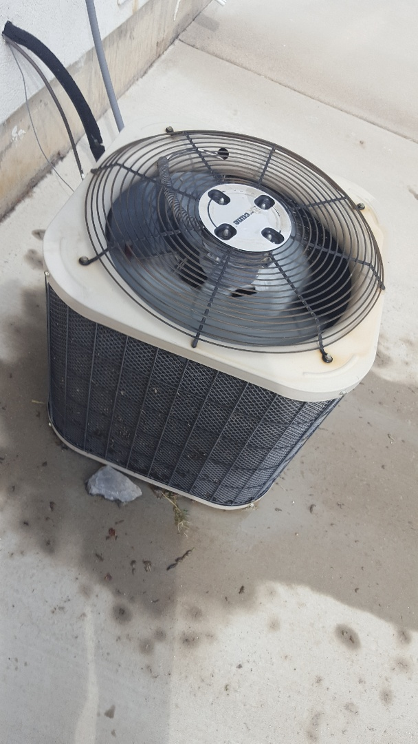 Springville, UT - Ac tuneup on a Bryant air conditioning system