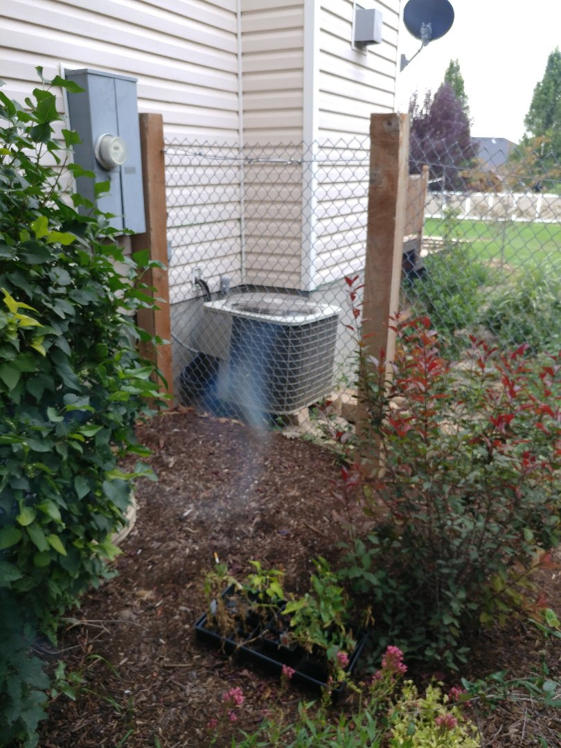 Pleasant Grove, UT - I am fixing a 19 year old Bryant condenser.