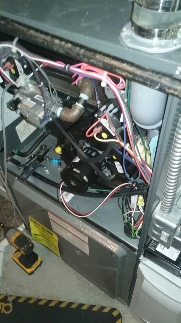 Lindon, UT - Amana furnace tune up