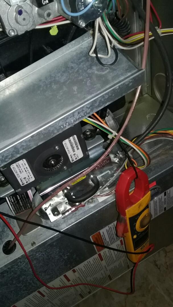 Lehi, UT - Furnace not working, checked has pressure