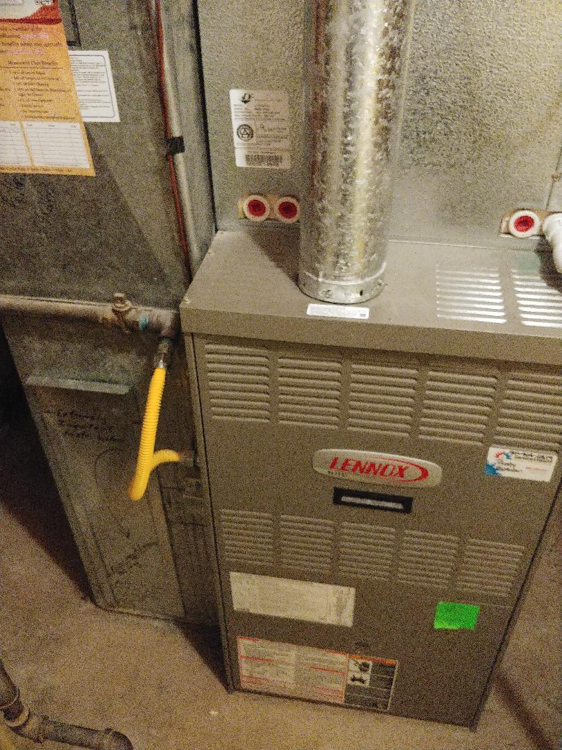 Sandy, UT - A 12 year old Lennox furnace repair