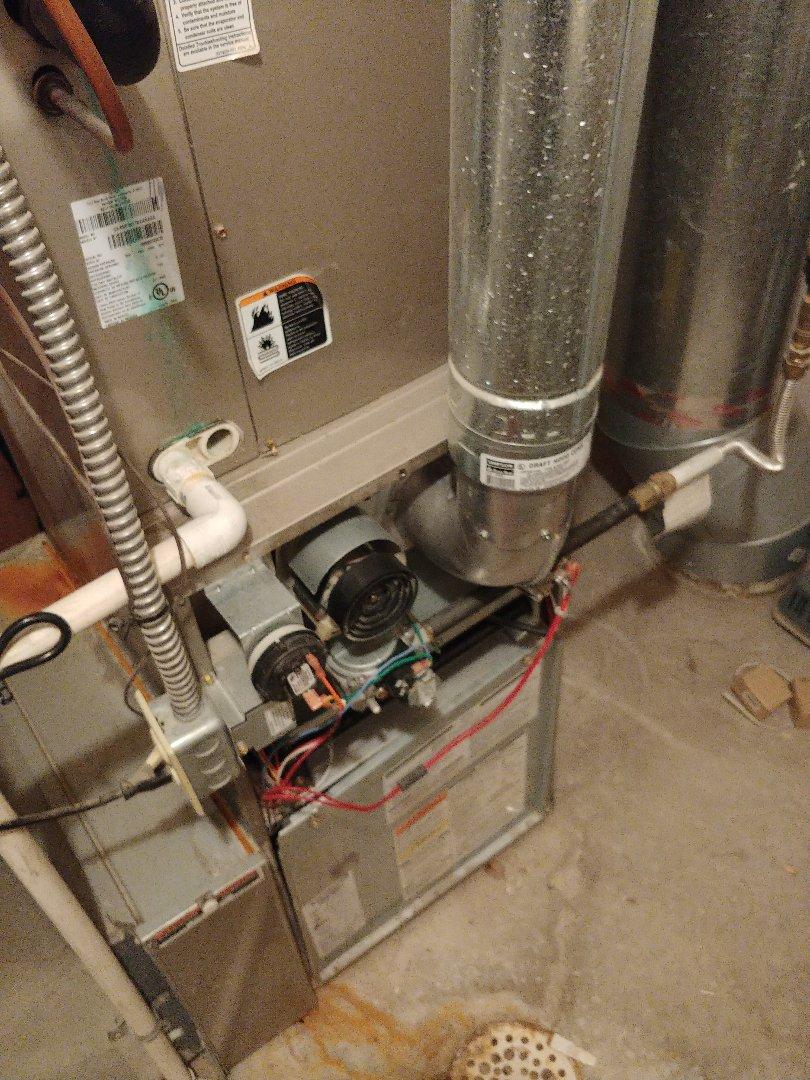 American Fork, UT - 12 year old Bryant furnace repair and maintenance.