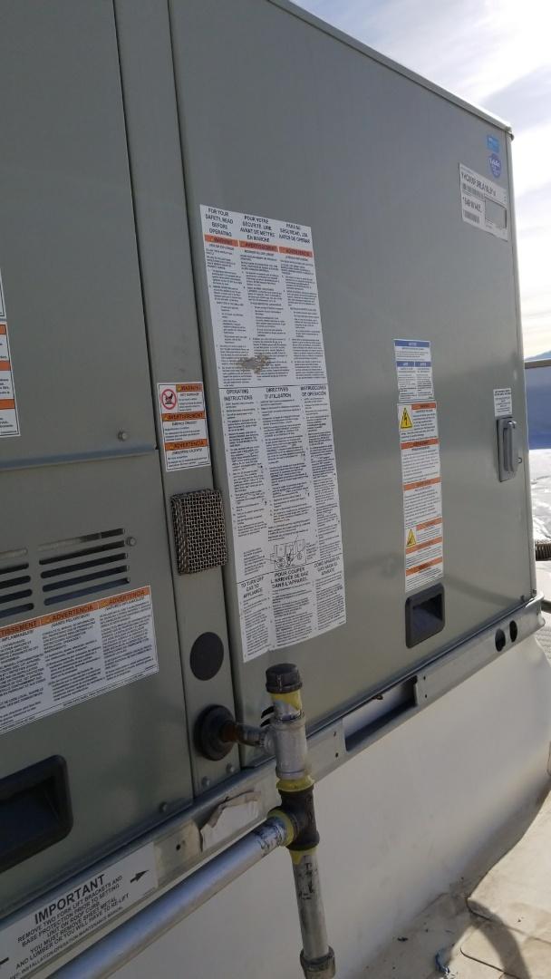Springville, UT - Commercial maintenance