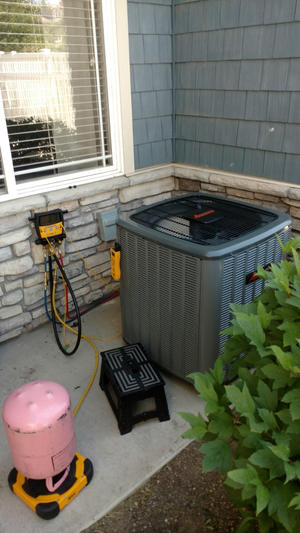 Pleasant Grove, UT - AC change out for Amana system
