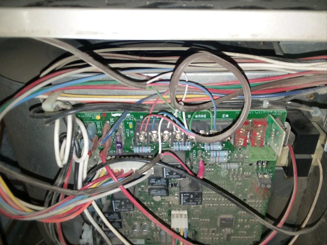 Lehi, UT - thermostat install