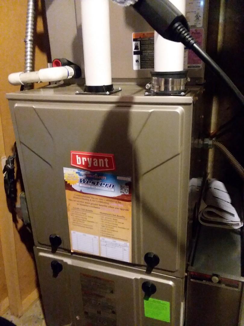 Provo, UT - furnace tune up. provo.
