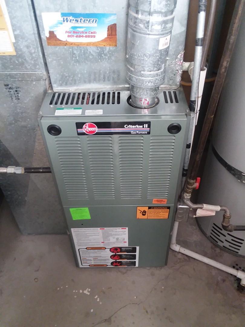 Lehi, UT - furnace tune up. lehi.