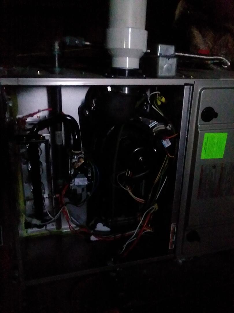 Alpine, UT - furnace tune up. alpine.