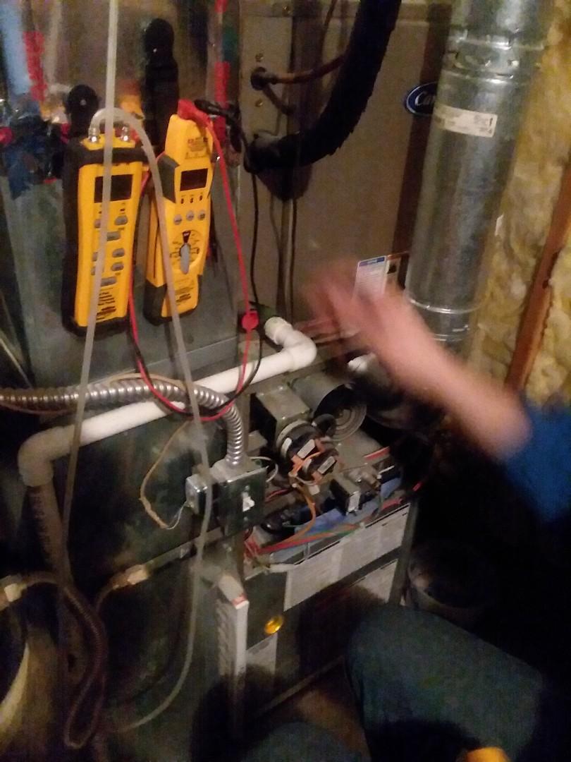 Lindon, UT - furnace tune up. lindon.