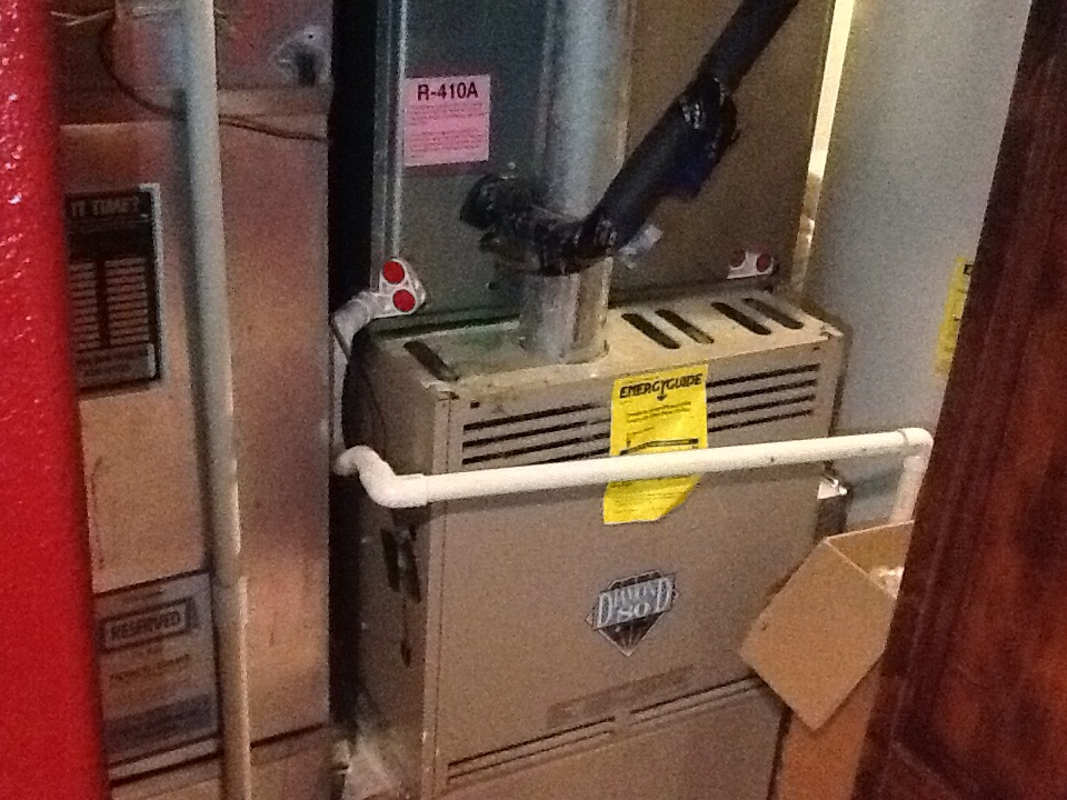 Free furnace estimate Highlands Ranch Trane