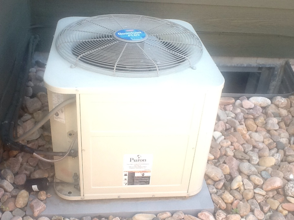 Free Trane air conditioner estimate