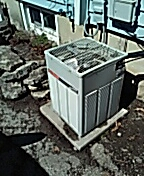 Madison, WI - Furnace and Ac cleaning Trane equipment.