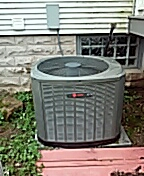Madison, WI - Trane air conditioning cleaning and services