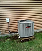 Verona, WI - Amana furnace and Ac cleaning and services.