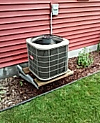 Bryant Ac cleaning and maintenance.