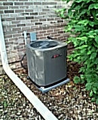 Trane Ac cleaning and maintenance.