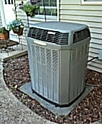 Trane Ac. Cleaning and services
