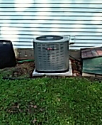 TRANE Ac. Cleaning andservice.