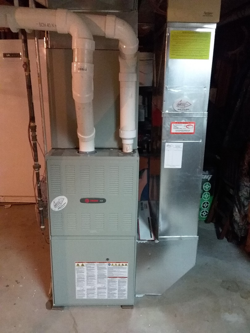 Madison, WI - Trane furnace cleaning and maintenance services.