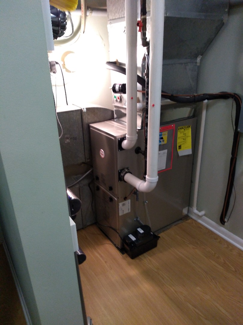Madison, WI - Payne furnace installed.