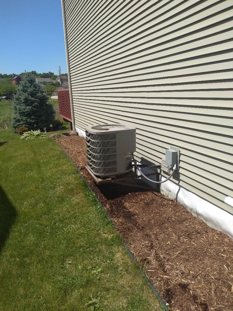 Madison, WI - Goodman air conditioning services