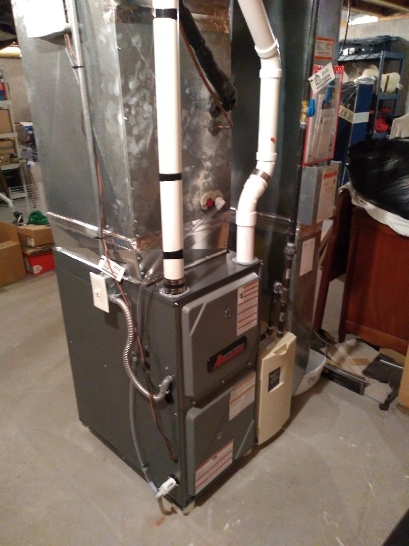 Madison, WI - Furnace and air conditioning install