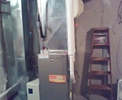 Cottage Grove, WI -  carrier AC. Evaporator. Coil replacement.