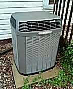 Stoughton, WI - AC repair. Trane central air