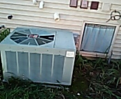 Sun Prairie, WI - AC repair. Ruud. Unit