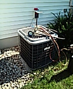 Sun Prairie, WI - AC repair Heil air conditioner