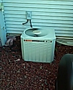 Cottage Grove, WI - AC repair. Trane xe1000