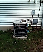 Oregon, WI - service repair Heil air conditioner